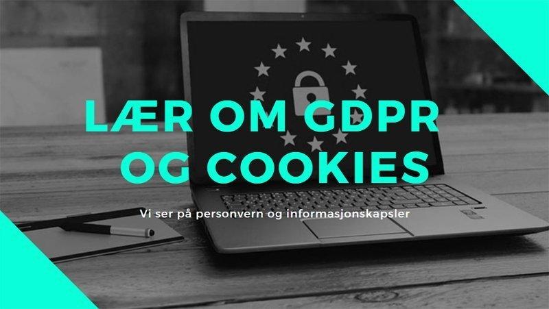 Personvern og informasjonskapsler i Norge