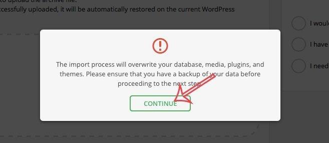 Steg for steg – flytte WordPress fra en hosting til en annen
